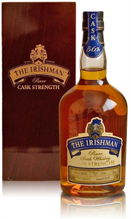 The Irishman Irish Whiskey Cask Strength 750ml